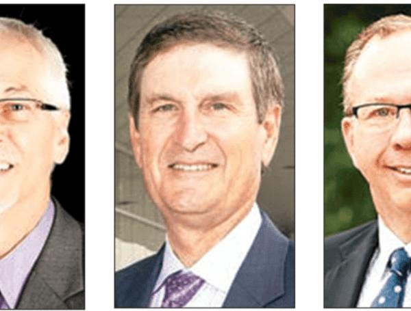 Boerne trio recognized for outstanding service