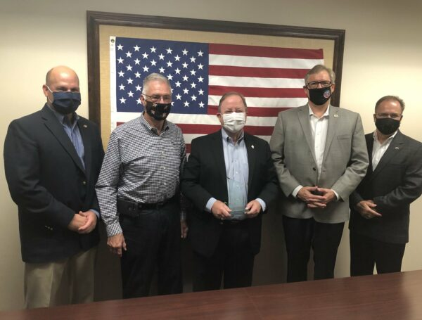 U.S. Rep. Bill Flores Receives Utility Industry Award for Public Service