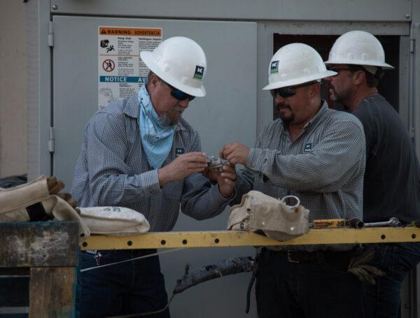 Faces of Texas Public Power: Larry Lee, Kerrville Public Utility Board